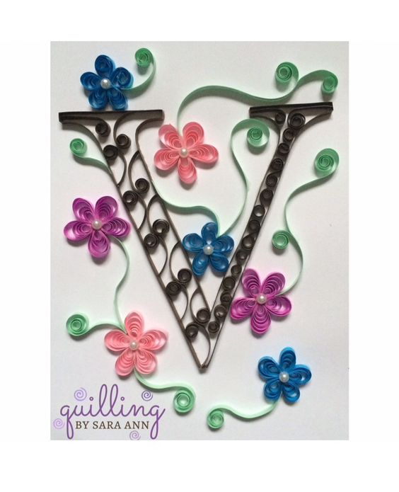 Quilling by Sara Ann
