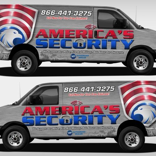The 5th Largest Adt Security Dealer In The Nation Needs A Vehicle