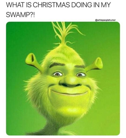Weird Photos Shrek 9