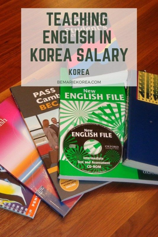 Teaching English In Korea Salary A Full Guide On Different Teaching Jobs In 2020 Teaching English Teaching Teaching English Abroad
