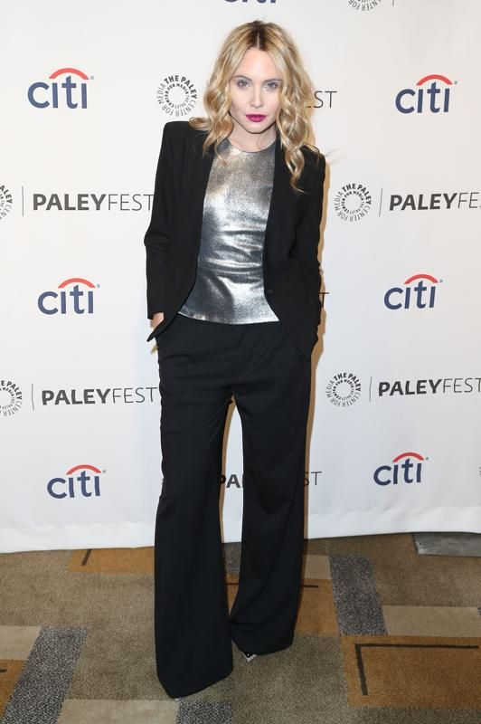 "Leah Pipes attends PaleyFest 2014 Honoring ""The Originals"""
