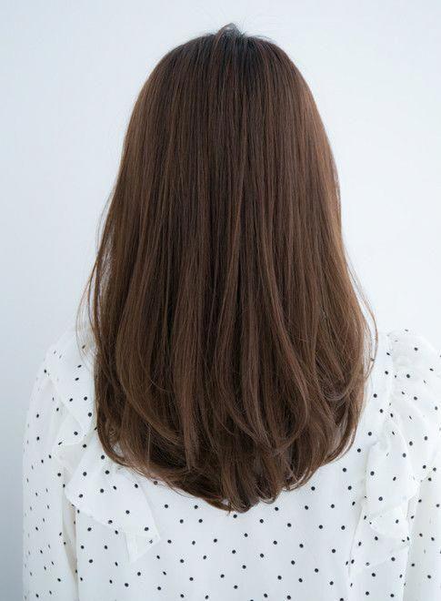 Pin Di Medium Hair
