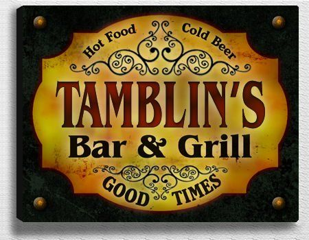 Tamblin Bar & Grill Stretched Canvas Print ZuWEE http://www.amazon.com/dp/B00PM6WFFU/ref=cm_sw_r_pi_dp_P0hmxb1GE1F23