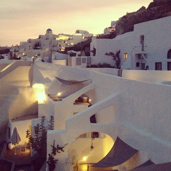 instagram photo by thinkaware view from dinner andronis boutique hotel oia andronis boutique hotel