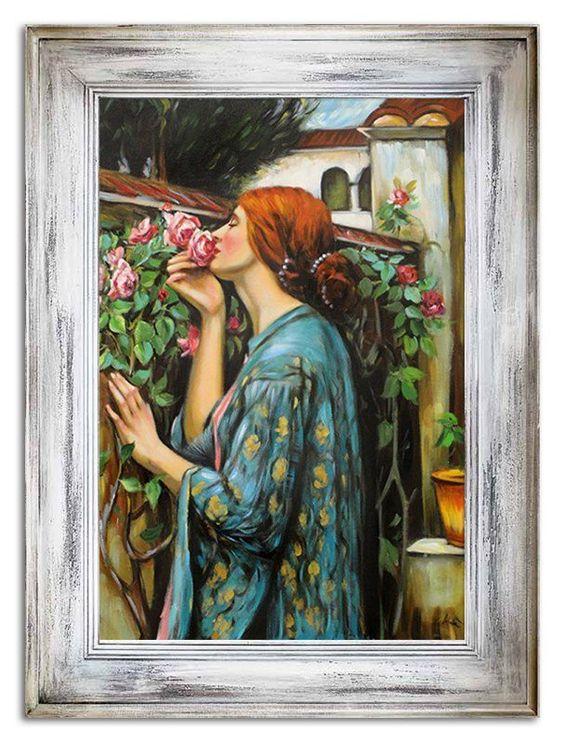 Obraz G95200 Rozne Kopie Mistrzow Painting Art
