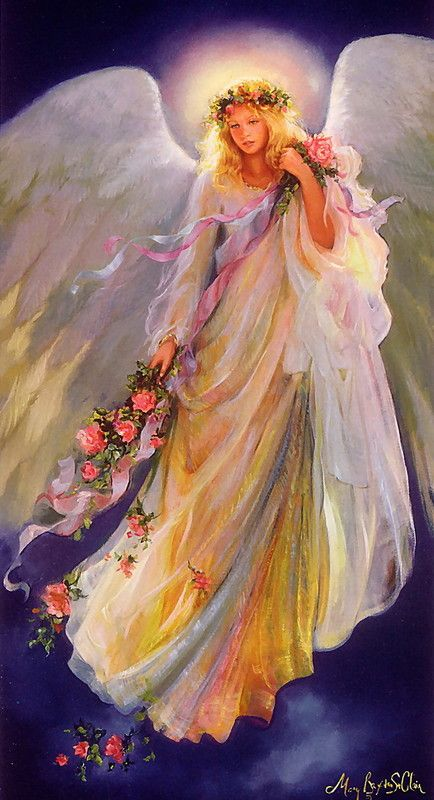 Angel of Roses                                                                                                                                                      More