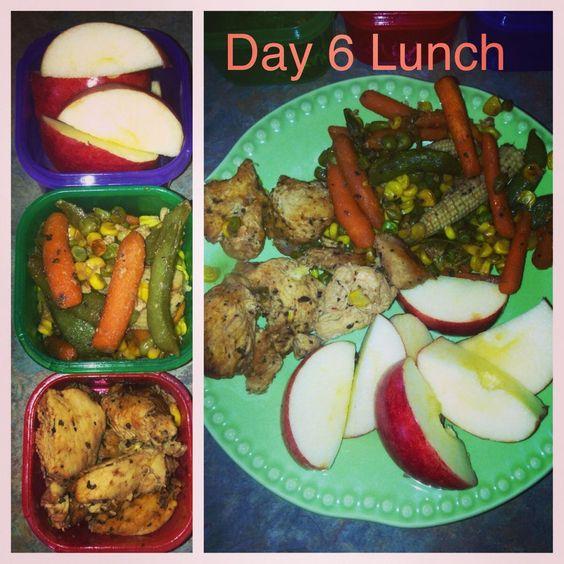 #21DayFix Lunch