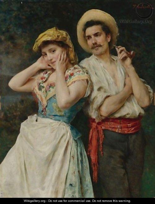 Flirtation 2 - Federico Andreotti