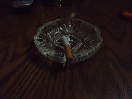 Smoking can cause terrible odors in your home.
