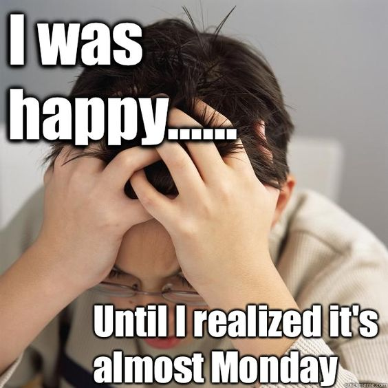 Image result for almost monday memes