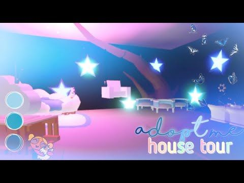 Adopt Me House Tour Youtube In 2020 Cute Room Ideas Adoption Roblox
