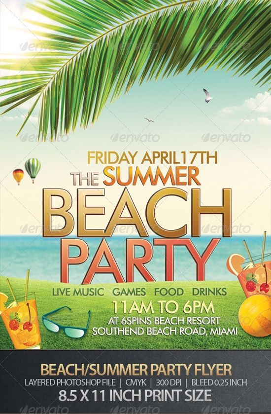 Summer Flyer Templates Free Rosejuice Free Flyer Templates Word