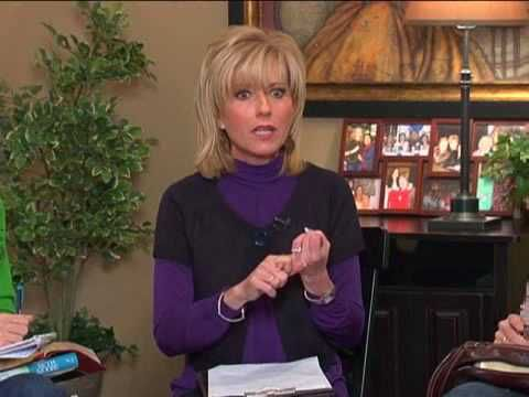 Beth Moore Helps Women Say Goodbye to Insecurity