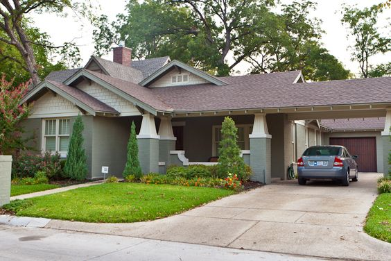 craftsman style homes pictures | Craftsman Style