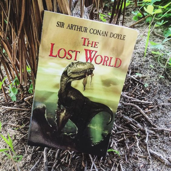 #FirstChapterFriday The Lost World