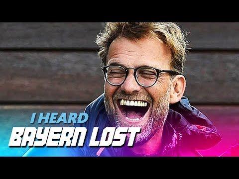 Bayern Lost Official Music Video Jurgen Klopp Song Youtube Juergen Klopp Bayern Videos