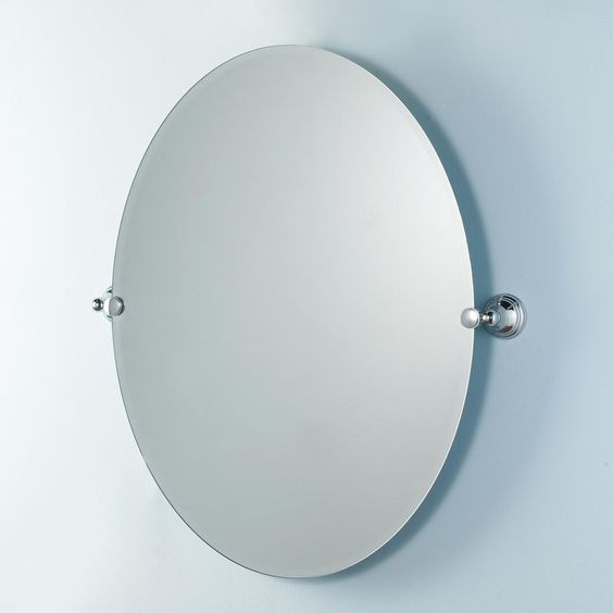 Oval Tilting Wall Mirror Kid Shape And Wall Mirrors