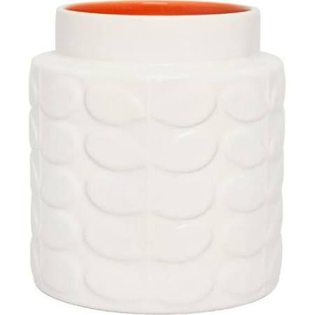 modern orange vase - Google Search