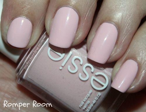 Essie Romper Room Nail Polish Nail Envy Pinterest