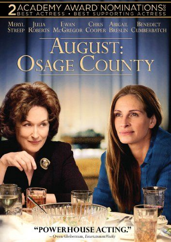 Director John Wells' adaptation of Tracy Letts' Pulitzer Prize winning play August: Osage County tells the tale of the dysfunctional Westin clan, who all come together after the death of patriarch Bev