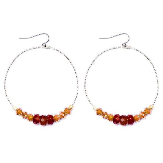 """""""Voracity"""" Earrings by Diana Acuesta"""