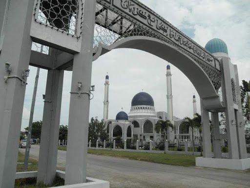 Malaysia Masjid Sultan Ismail Petra Kubang Kerian Kelantan Malaysia Masjid Malaysia Truly Asia Malaysia