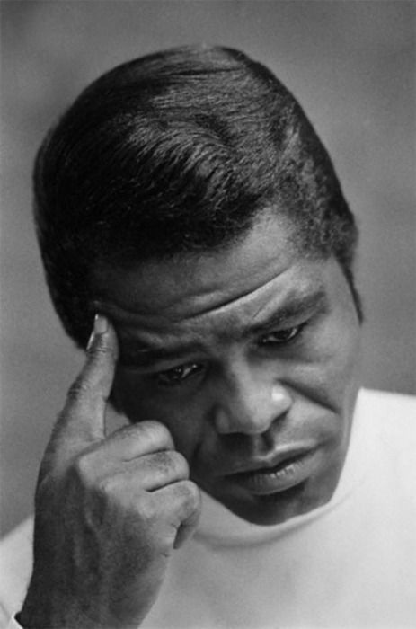 """I only got seventh-grade education, but I have a doctorate in funk, and I like to put that to good use."" - James Brown."