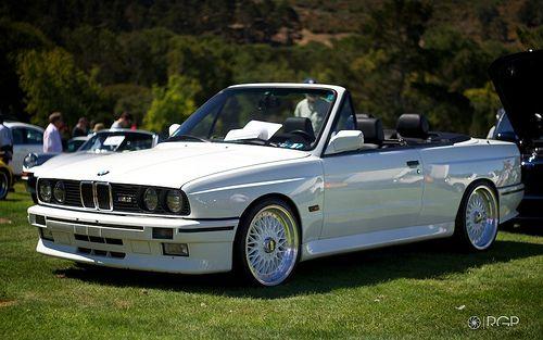 BMW E30 M3 Convertible
