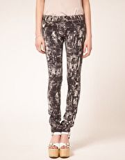 CALLA for April 77 Joey Lady Jeans With Low Waist  $447.63