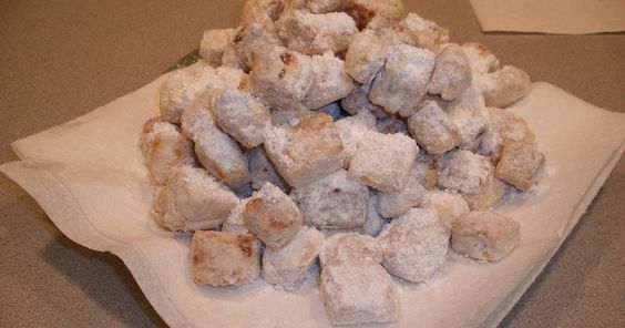 Mexican Sopapillas for St. Juan Diego or Our Lady of Guadalupe