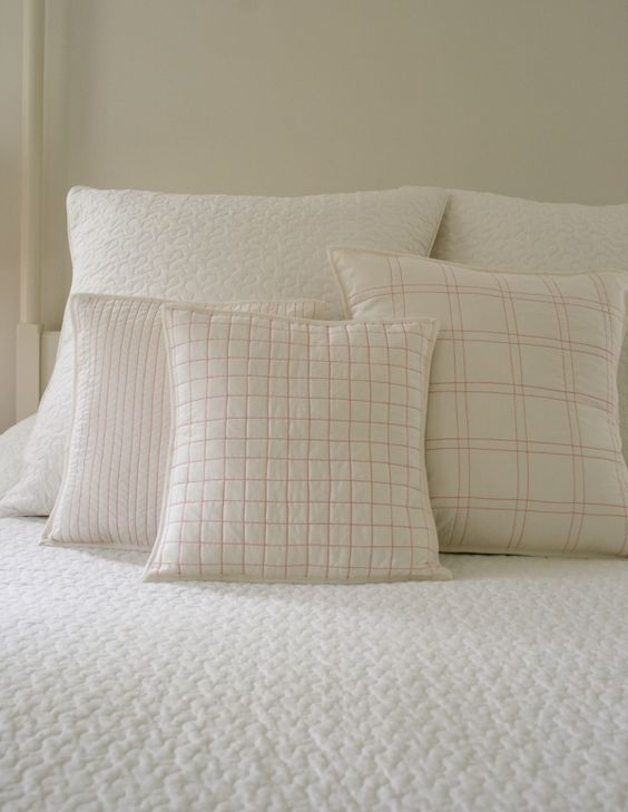 Quilted ThrowPillows