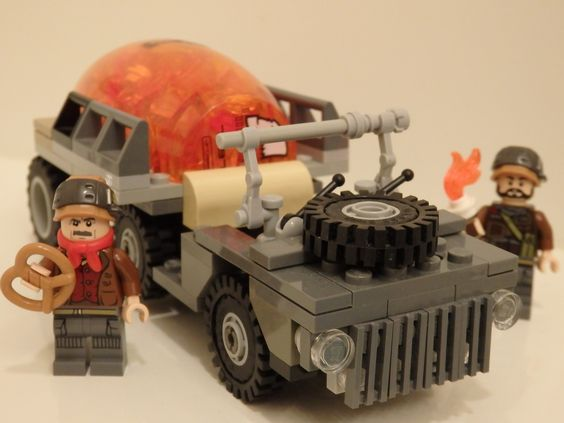 Bricks: The BierWagen [BB 18], by Archduke