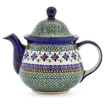 Check out this item at One Kings Lane! Extra-Large Teapot, Star