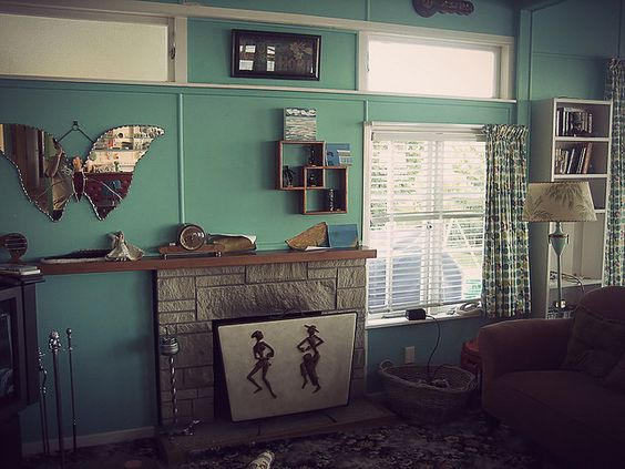 Perfectly Retro Beach House Situated Just Up The Coast From Auckland New Zealand All