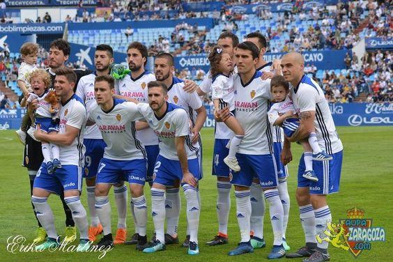Real Zaragoza 2 - UD Almería 1   Temporada 2017-18 — AupaZaragoza