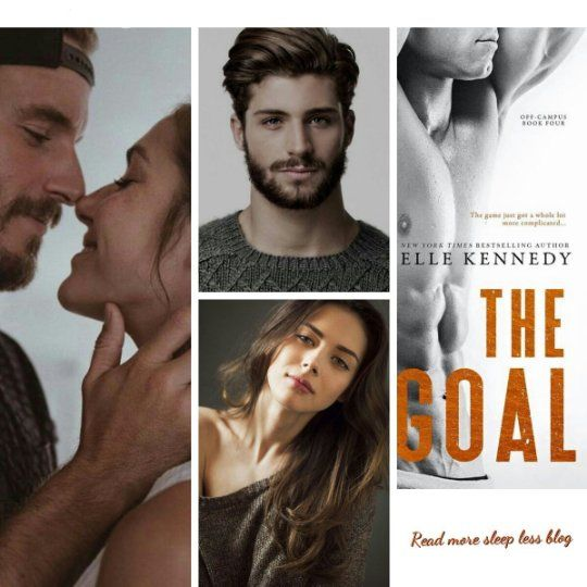 The Goal (Off-Campus Series by Elle Kennedy)
