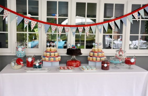 Perfect Thomas Inspired Party!