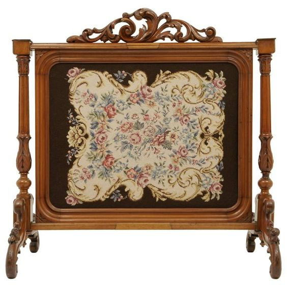 Victorian Fireplace Screens Victorian And Screens On Pinterest
