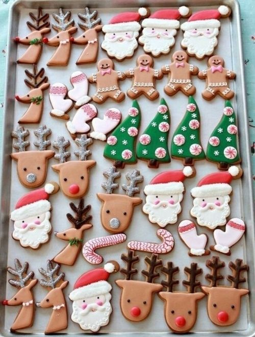 Christmas Desserts 2019.Gingerbread Cookies