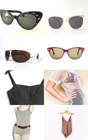 Dressed for the Beach... What's Your Style? --Pinned by xurple.etsy.com with TreasuryPin.com