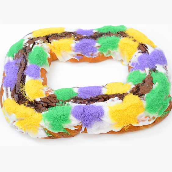 Piece of Cake King Cake Package (Haydel's)