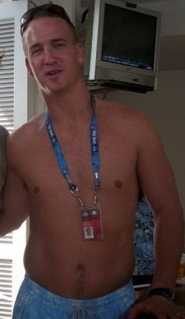 Peyton Manning, Denver Broncos Quarterback