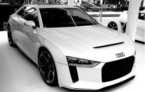 :O #Audi