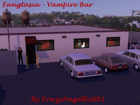 Fangtasia - KrazyAngelKat81's Sims 3 Adventure