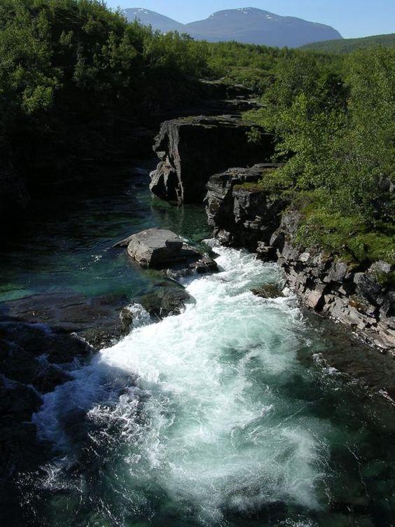 Abisko, Sweeden
