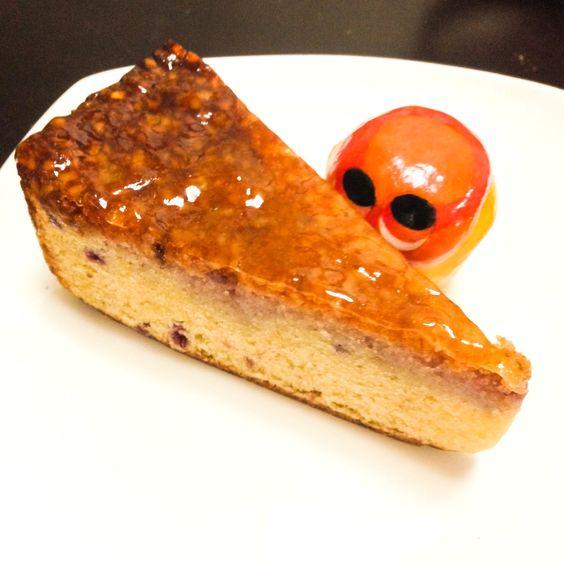 Yum Yum cheese cake!! #MizumushiKun #Japan #Kyoto #Sweets #yummy
