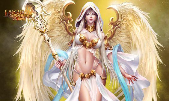 League Of Angels ~ Boadicea -Un Nouveau MMO par Navigateur