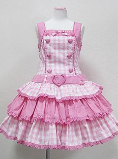 Angelic Pretty / Jumper Skirt / Lovely Märchen JSK