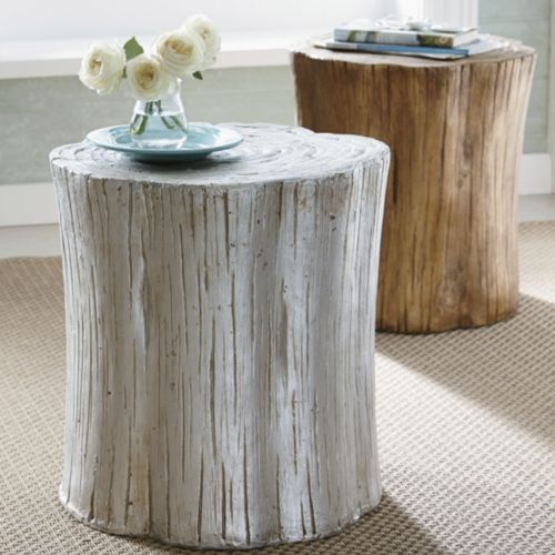 Stump Side Table from Through the Country Door® | NI39529