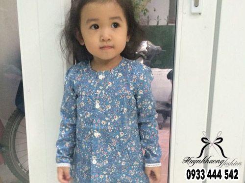 Tiệm may pijama cho bé gái tphcm được nhiều người ưng ý | Huỳnh Hương Shop